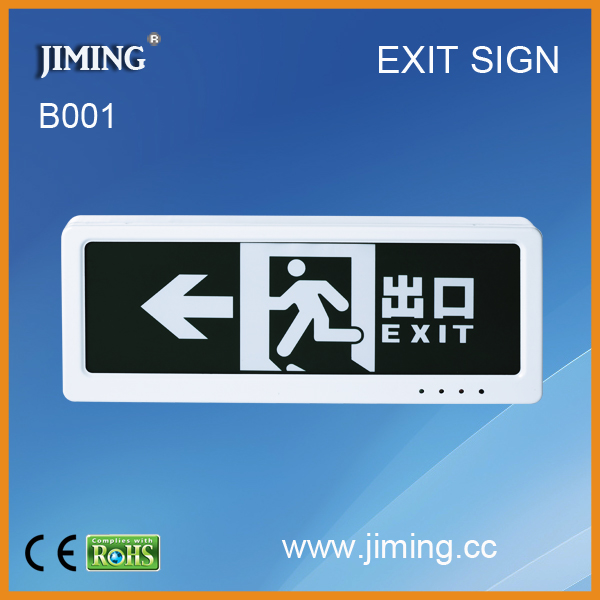 Led Emergency Light Exit Sign Exit Sign Ul Cul Listed
